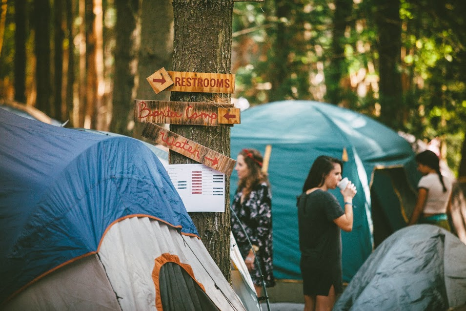 Baxter Camp. Photo by Malcom Watts.
