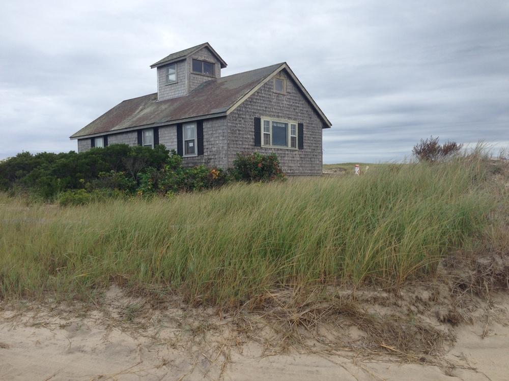 Nauset dune shack