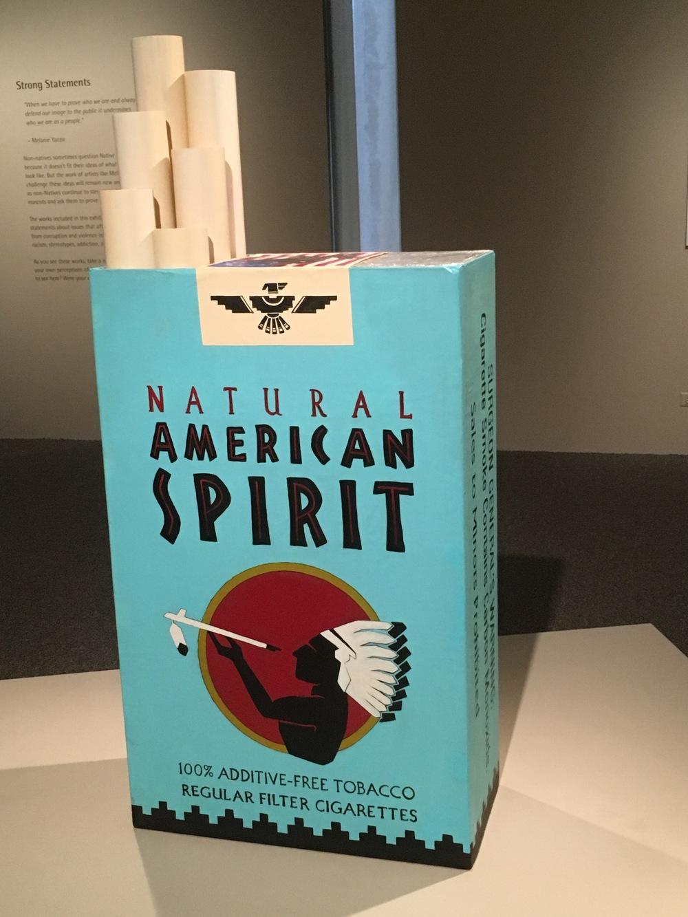 American Spirit, David P. Bradley, 2004-2005.