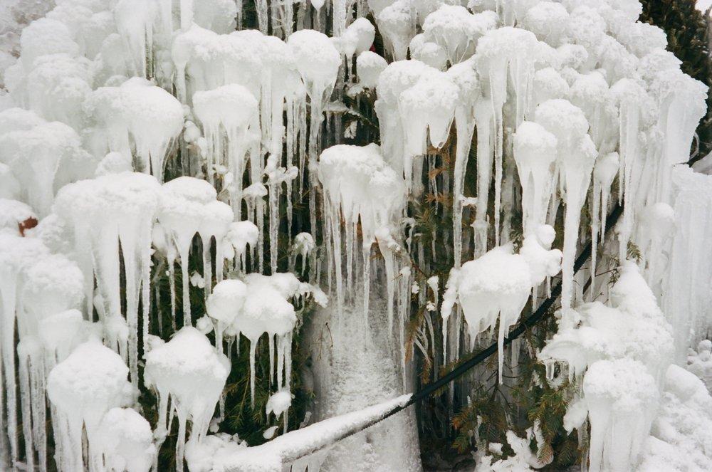 winter detroit, mi 2018