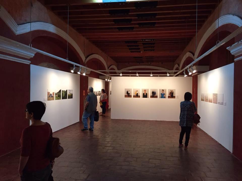 GuatePhoto festival. Antigua, Guatemala. 2015