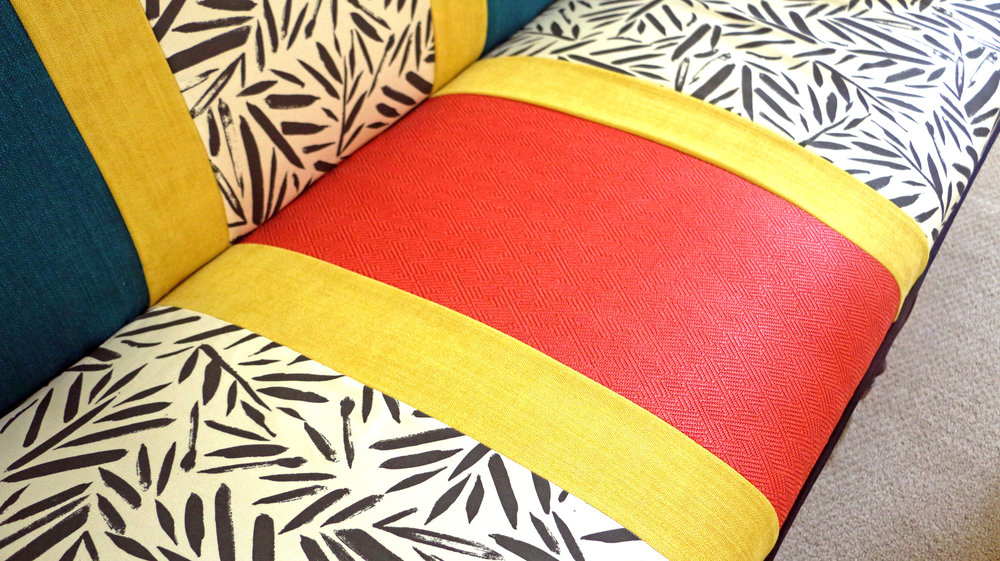 Nicole Crowder - Upholstery Workshop - August 9, 2018 at 1:00 PMNicole's upholstery courses look to give upholstery and home decor enthusiasts basic skills and tips on how to approach small projects like chairs, benches, and ottomans, with the hopes of empowering you with confidence to tackle even larger projects at home!