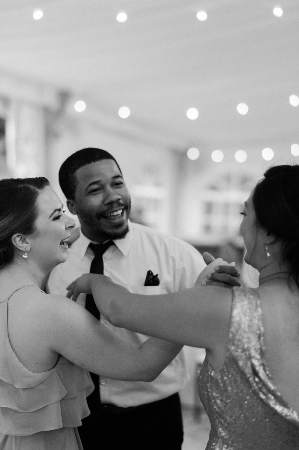 luck and love photography - northern virginia wedding photographer - woodlawn wedding - olivia & tj - reception - time to party  (1).jpg