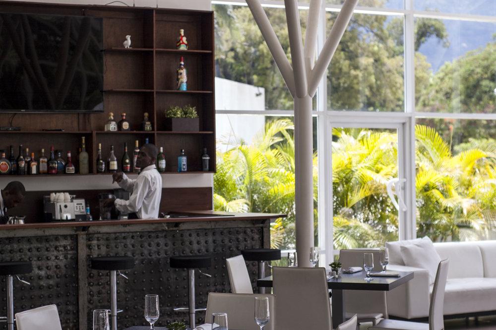 Jardins du Mupanah Restaurant