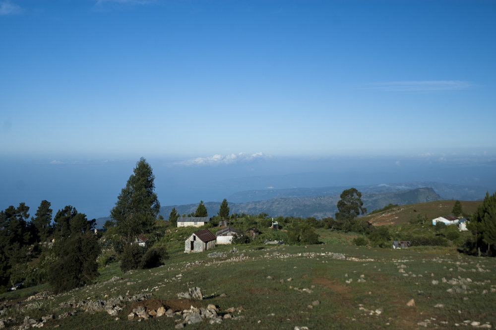 3000 m high in Séguin