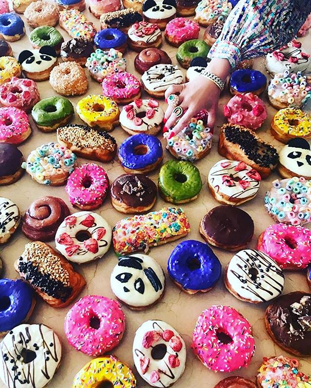 Happy National D🍩nut Day! #Repost @watts.on #nationaldonutday