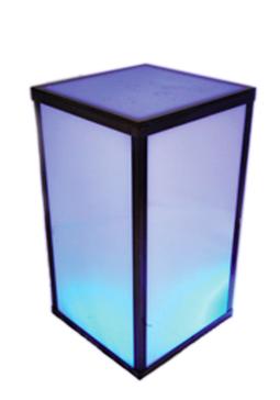 Illuminated Standing Table