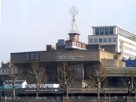 Queen Elizabeth Hall (Southbank)