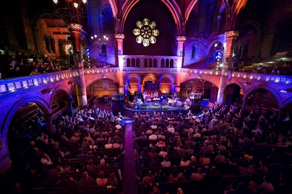 Union Chapel (Islington) *