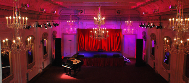 Bush Hall (Shepherds Bush)