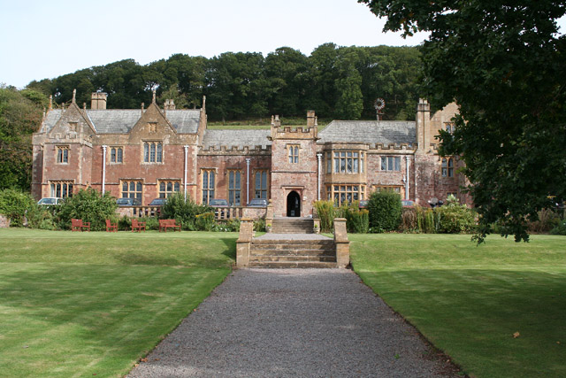 Halsway Manor (National Centre for Folk Arts)