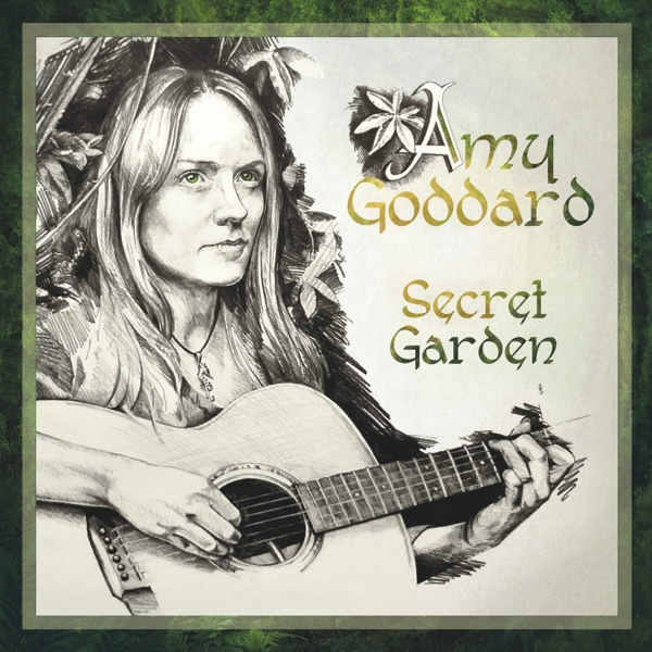 Amy Goddard - Secret Garden