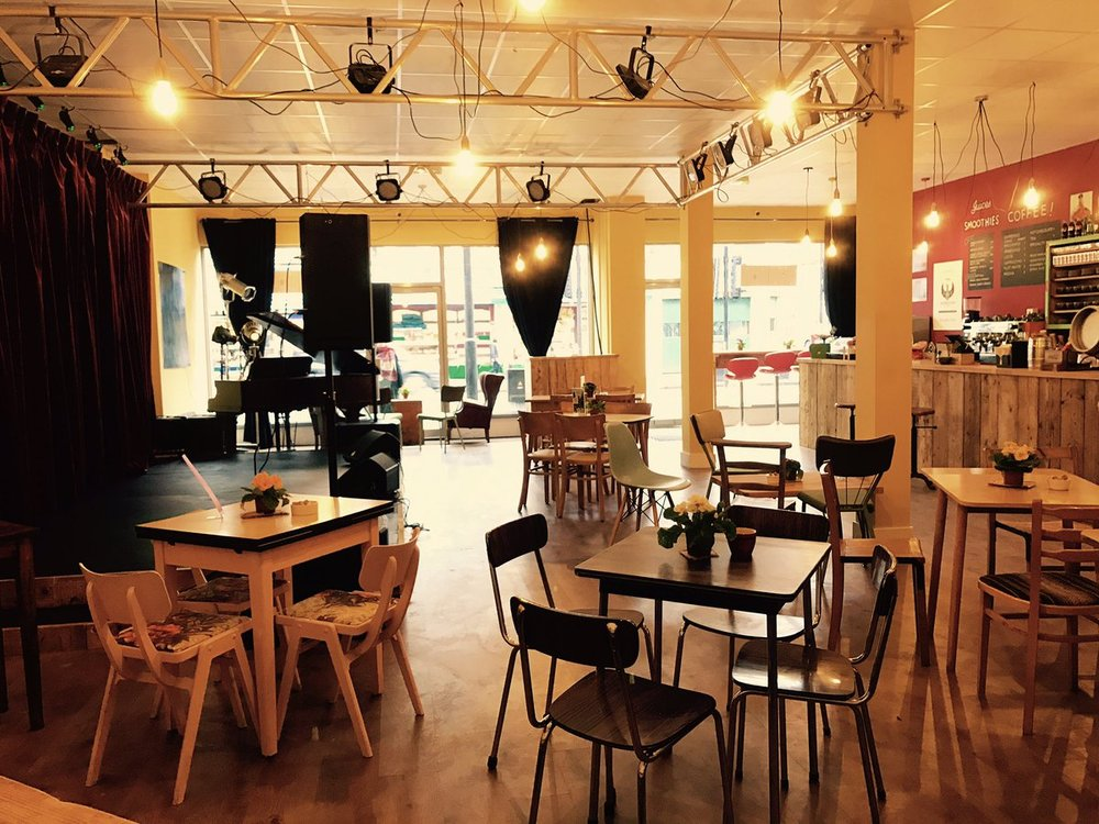 The Sound Lounge, Tooting - Innovation Award