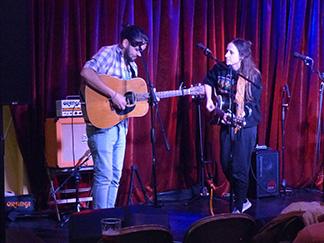 Hannah White & Keiron Marshall
