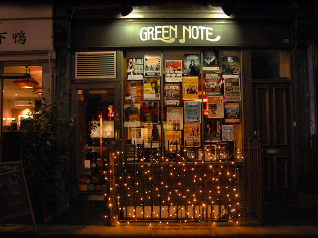 Green Note, Camden