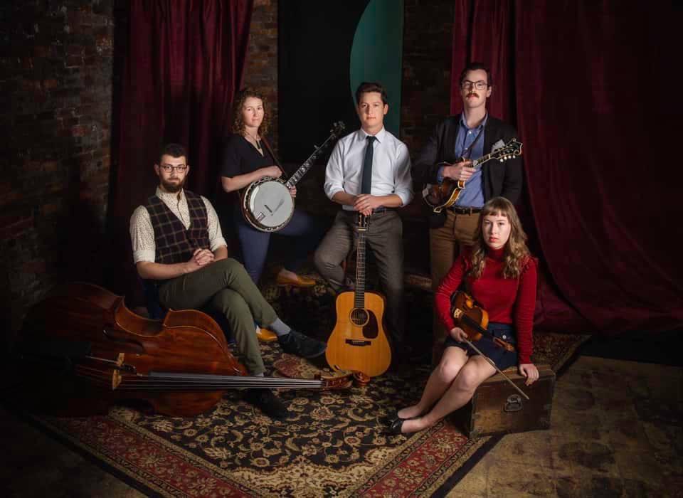 Mile Twelve - Boston, Massachusetts, USABluegrass, Country, Folk, RootsDelores the Taurus Records