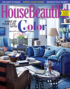House Beautiful, The Art of Layering Color