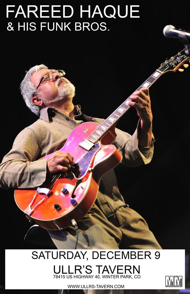 Guitar virtuoso Fareed Haque enjoys a career that spans the spectrum of musical styles. Moving easily between jazz and classical guitar, Fareed's versatility has created a demand for him with prominent jazz and classical artists including Paquito D'Rivera, Dave Holland, Sting, Joe Henderson, Joe Zawinul, Javon Jackson, Cassandra Wilson, Kurt Elling, Lester Bowie, Arturo Sandoval, Robert Walter, Karl Denson, Medeski, Martin and Wood, Kahil el Zabar, Defunckt, Ramsey Lewis, Nigel Kennedy, Edgar Meyer, Robert Conant, , Stephen Stubbs, Frank Bungarten, members of the Vermeer Quartet and many symphony orchestras in the U.S. and abroad. He has performed all of the major guitar concertos, is an active transcriber of baroque as well as South American music and has had numerous modern works dedicated to him.