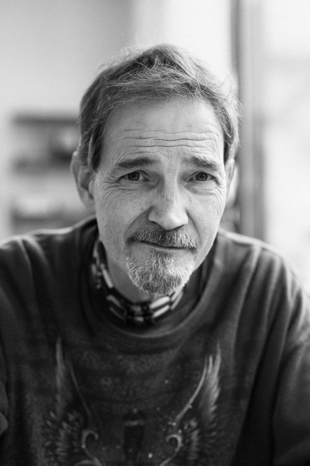 Guy G. Jones, Pen and Ink Artist.