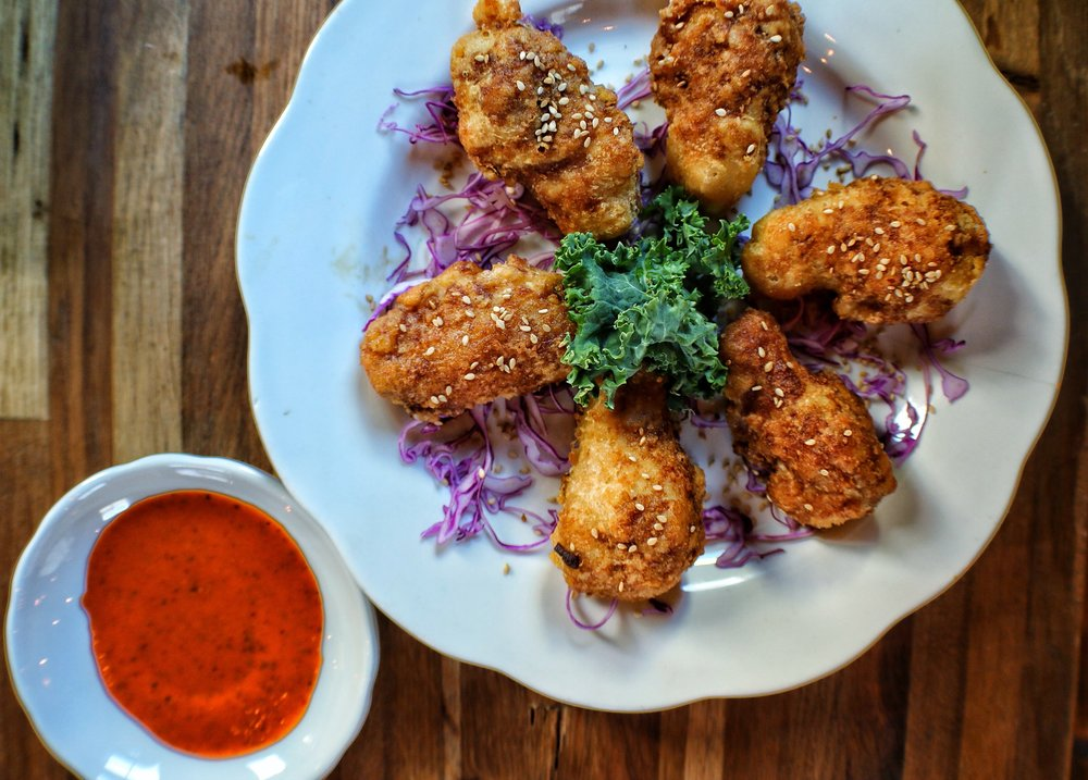 Paleo Fried Chicken mild or spicy