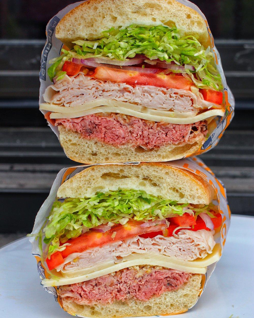 BEST DELI SANDWICHES NYC