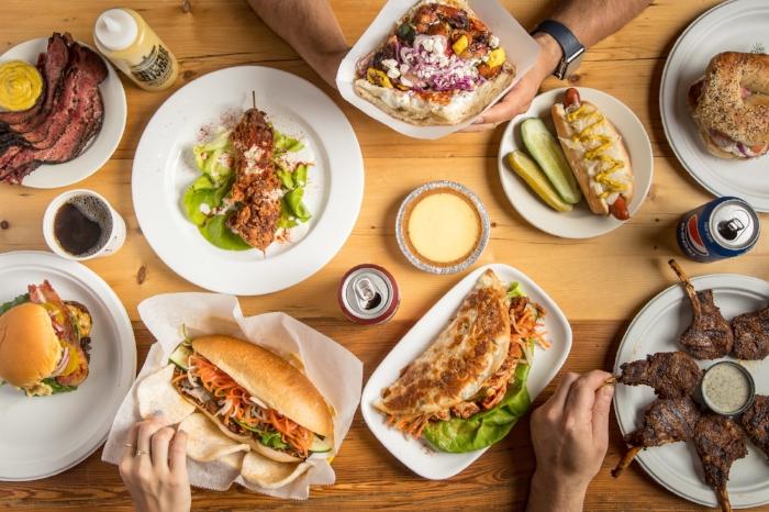 NYC FOOD HALL ROUNDUP