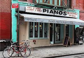 photo: Piano's