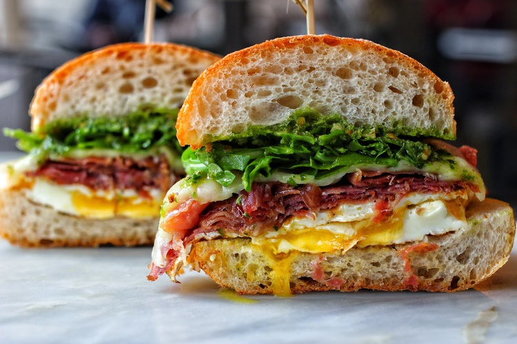 BEST EGG SANDWICHES NYC