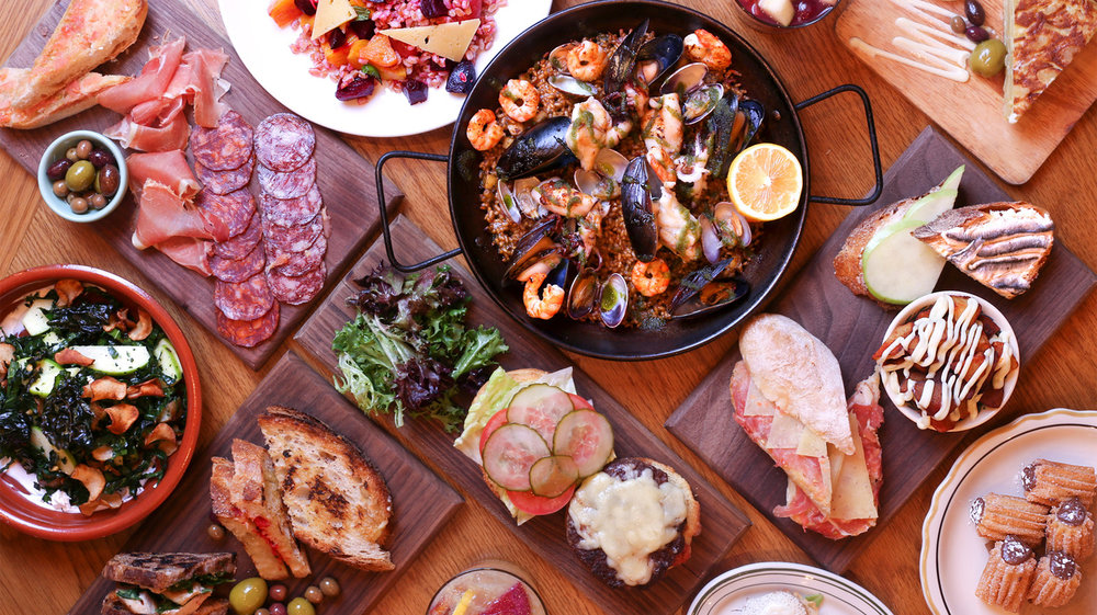 BEST TAPAS BARS NYC
