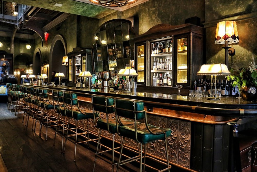 BEST NYC HOTEL BARS