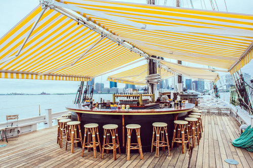 BEST NYC BOAT BARS