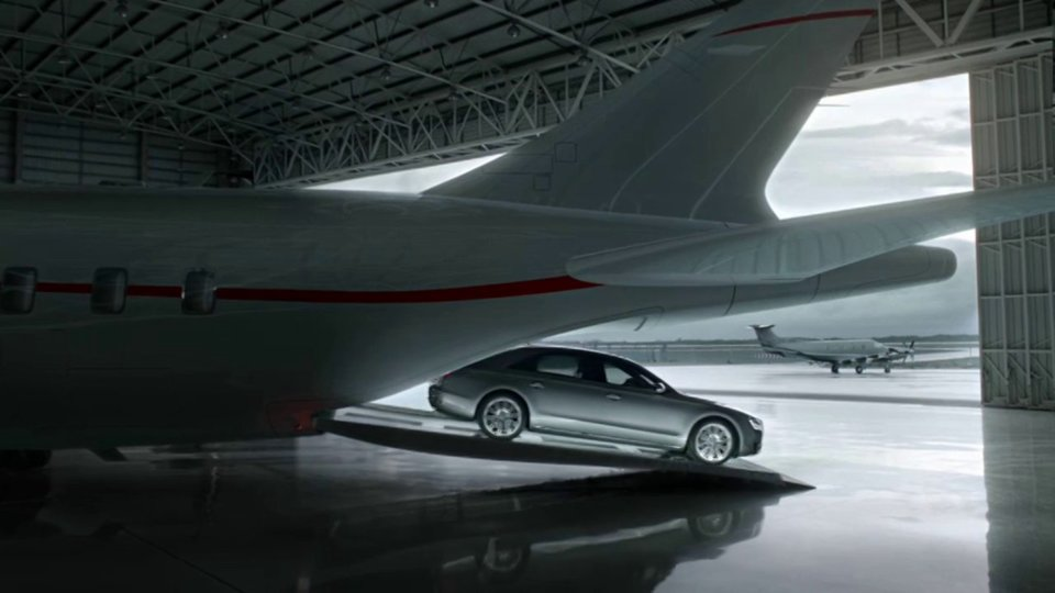 AUDI A COMMERCIAL ALWAYS FIRST CLASS Stickman Creative - Audi commercial