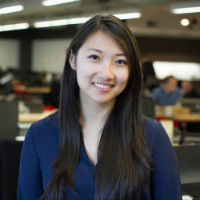 Amy Wu VP of Operations & Finance at Newscred