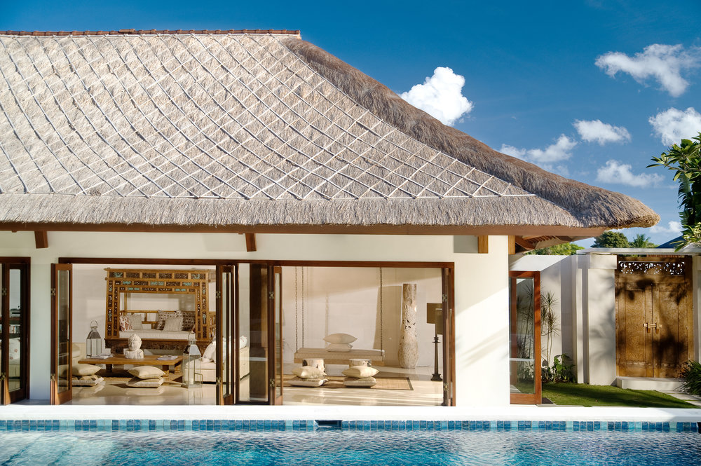PRIVATE VILLA, THE LEGIAN COMPLEX - BALI