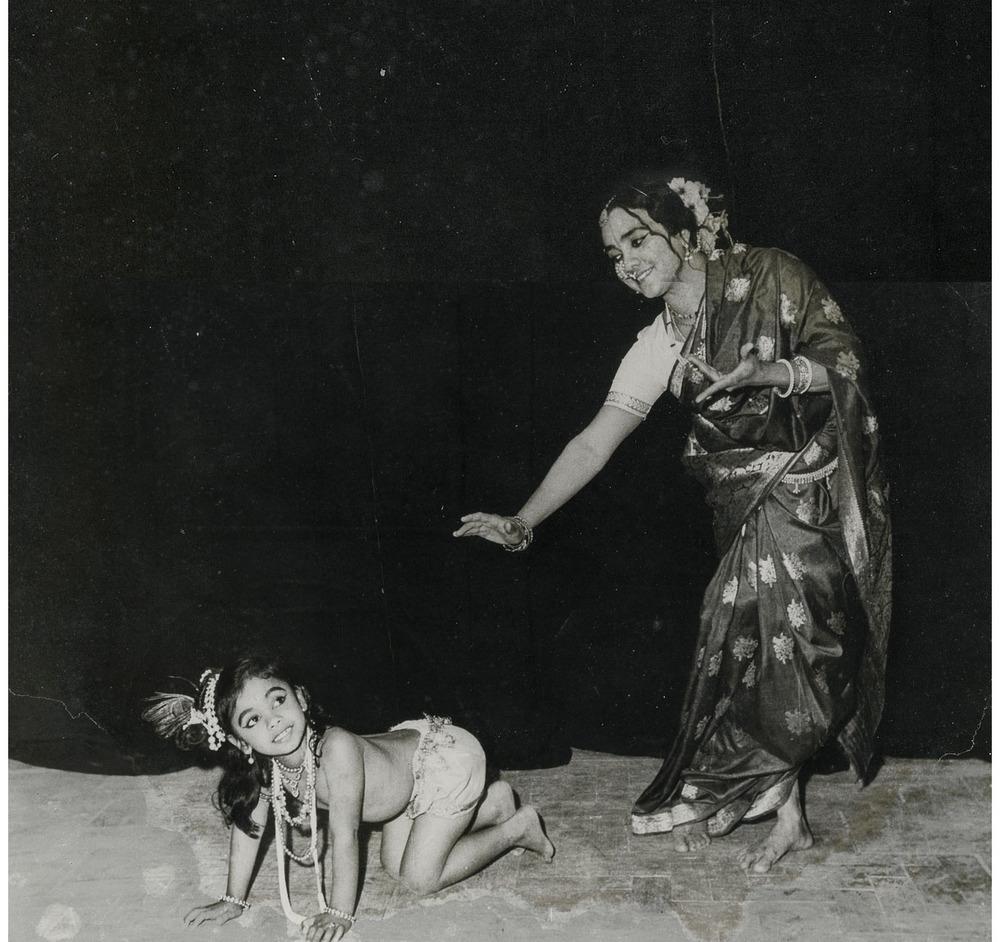 Smt. Radha Srinivasan - my late mother