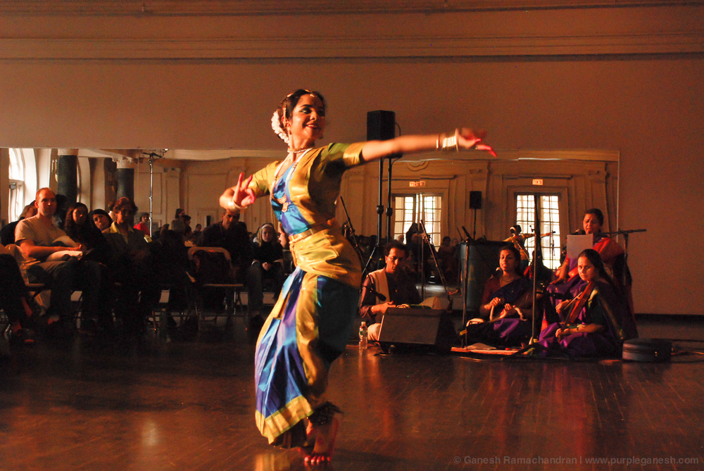 Evolving Traditions, April 2008, Wellesley College, Wellesley MA | Photo: Ganesh Ramachandran