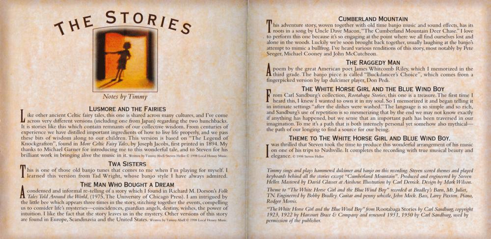 storieslinernotes