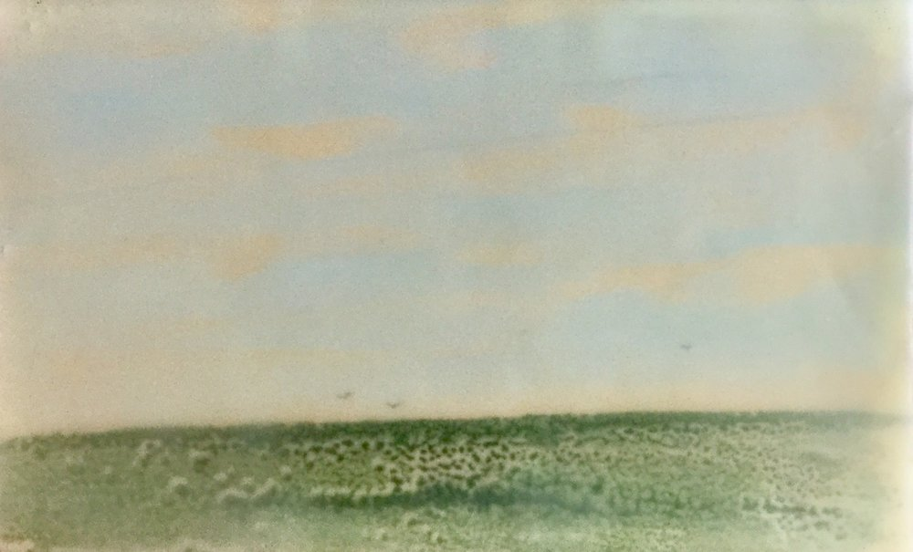 Max Patch Morning ~ 5x8 SOLD