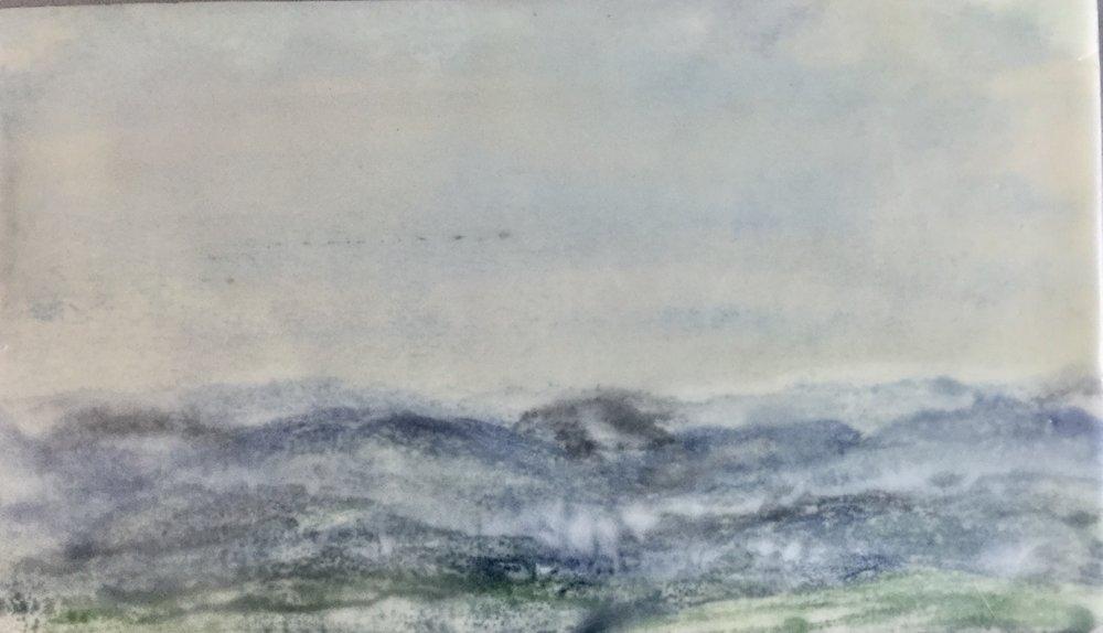 Shenandoah Dawn ~ 6x10