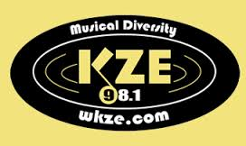 Listen for us on WKZE on August 5th at 4:05 and 4:15