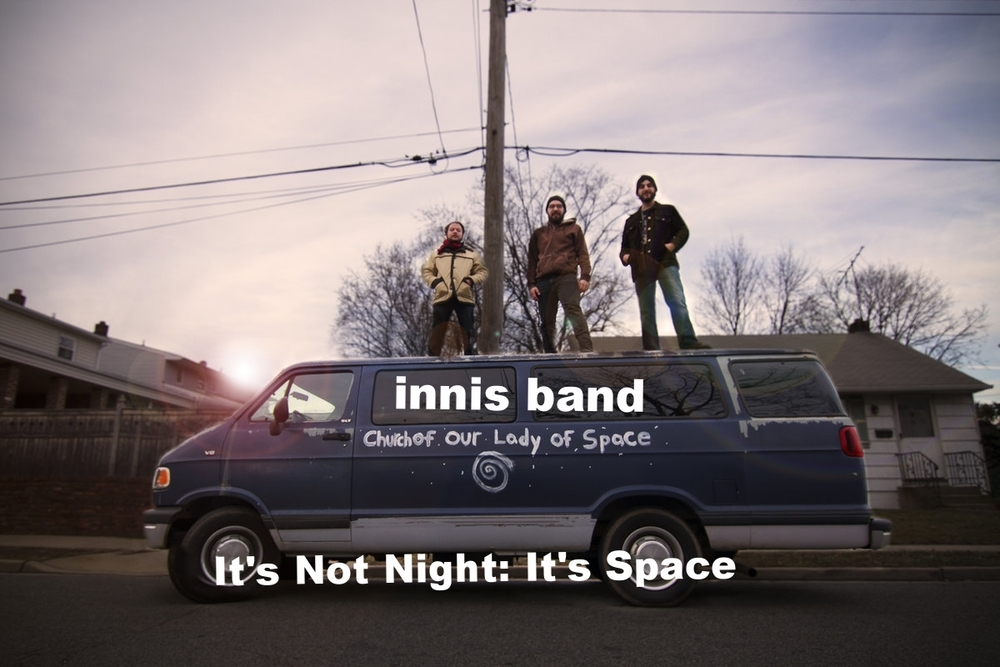 It's Not Night: It's Space