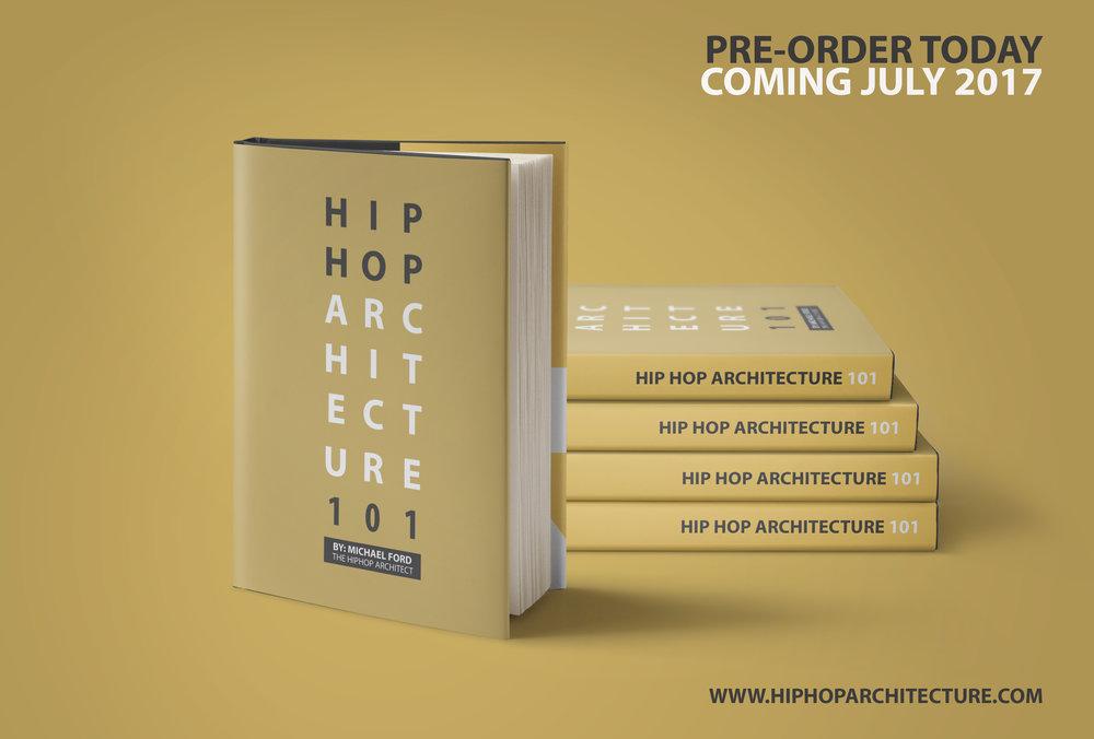 Hip Hop Architecture 101 - Pre Order