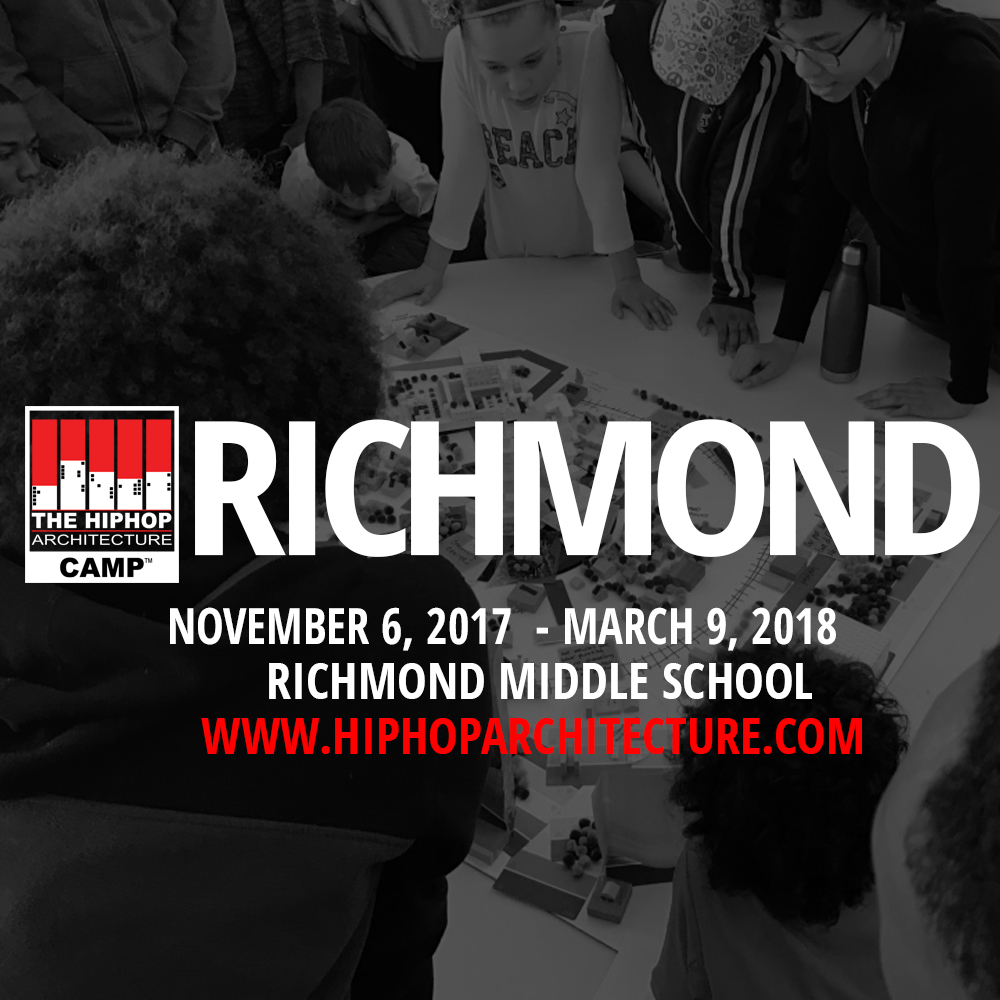 Hip Hop Architecture Camp - Richmond