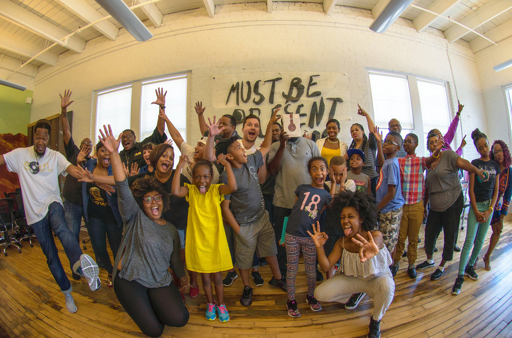 HOST A CAMP - WOULD YOU OR YOR ORGANIZATION LIKE TO HOST A HIP HOP ARCHITECTURE CAMP IN YOUR CITY?