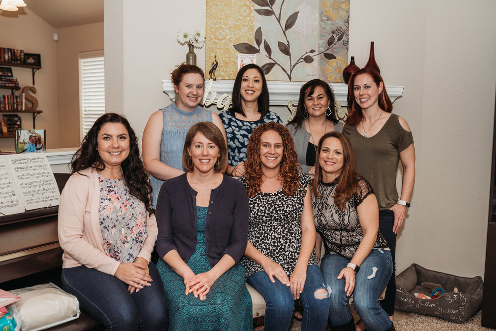 Baby shower photographer-Austin Event Photographer-Round Rock Event Photography-Emily Ingalls Photography-Pflugerville Event Photography-Georgetown Event Photography