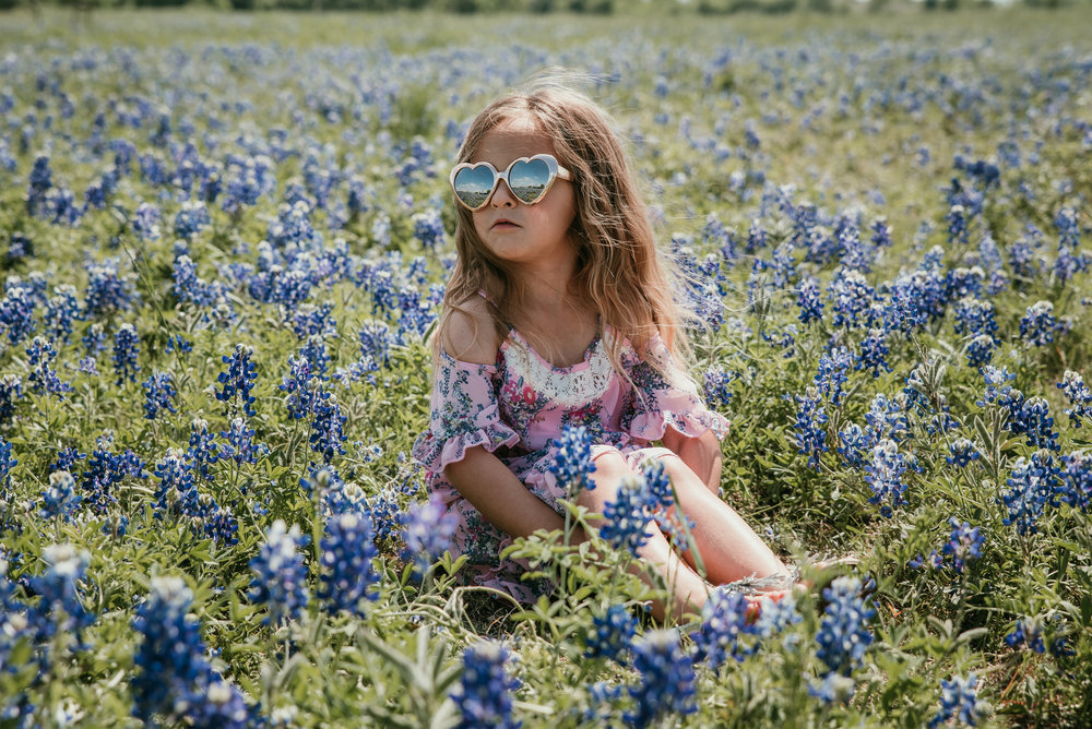 Austin Texas bluebonnets 2019-Round Rock Texas bluebonnet photographer-Emily Ingalls Photography-Pflugerville Photographer