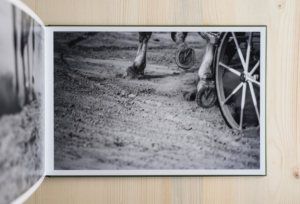 Black and White Photo Spread · Saal Photo Book Review
