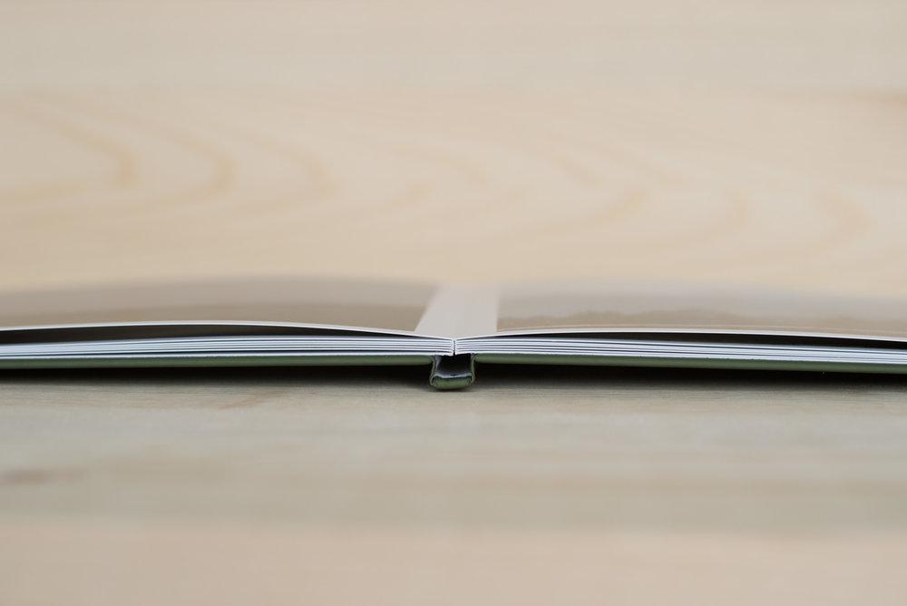 Layflat Binding · Saal Photo Book Review