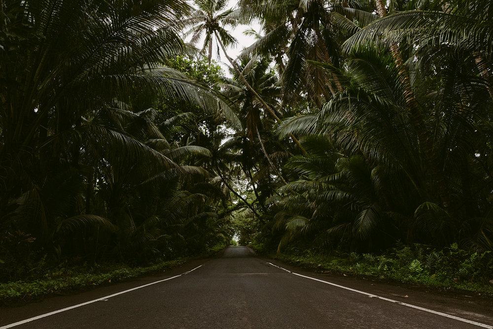 Kalapana-Kapoho Road, Hawai'i, US
