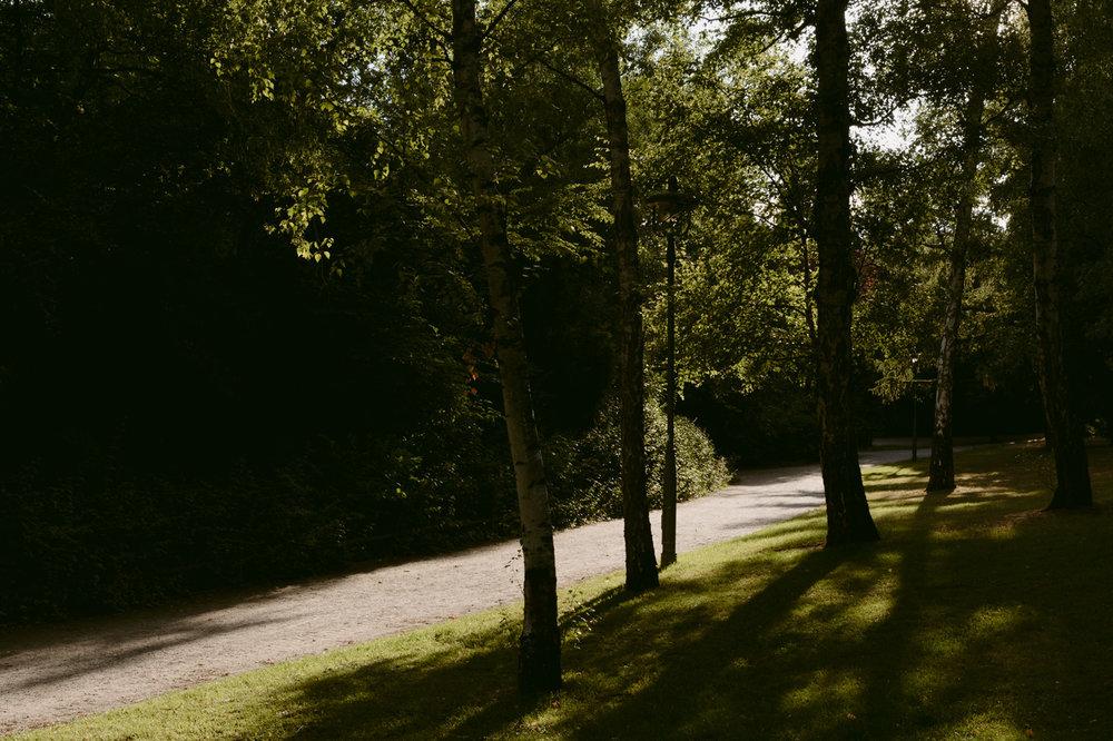 Steglitz City Park, Berlin, Germany